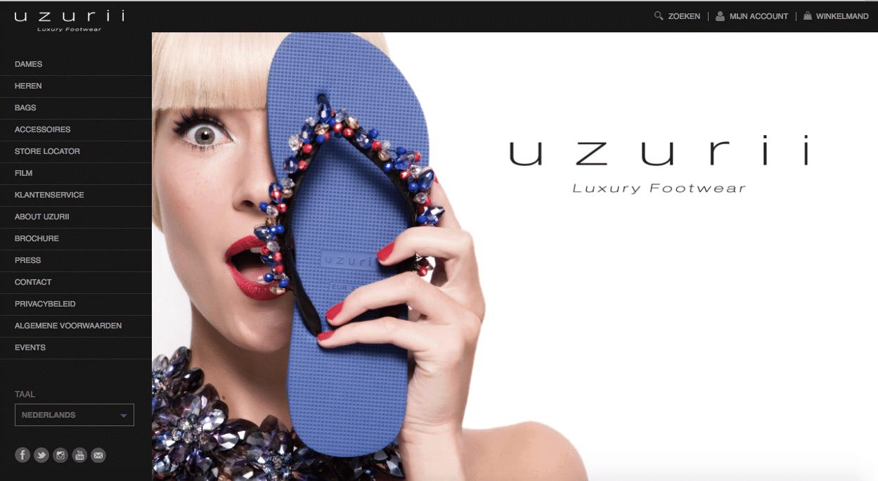 slippers   Uzurii