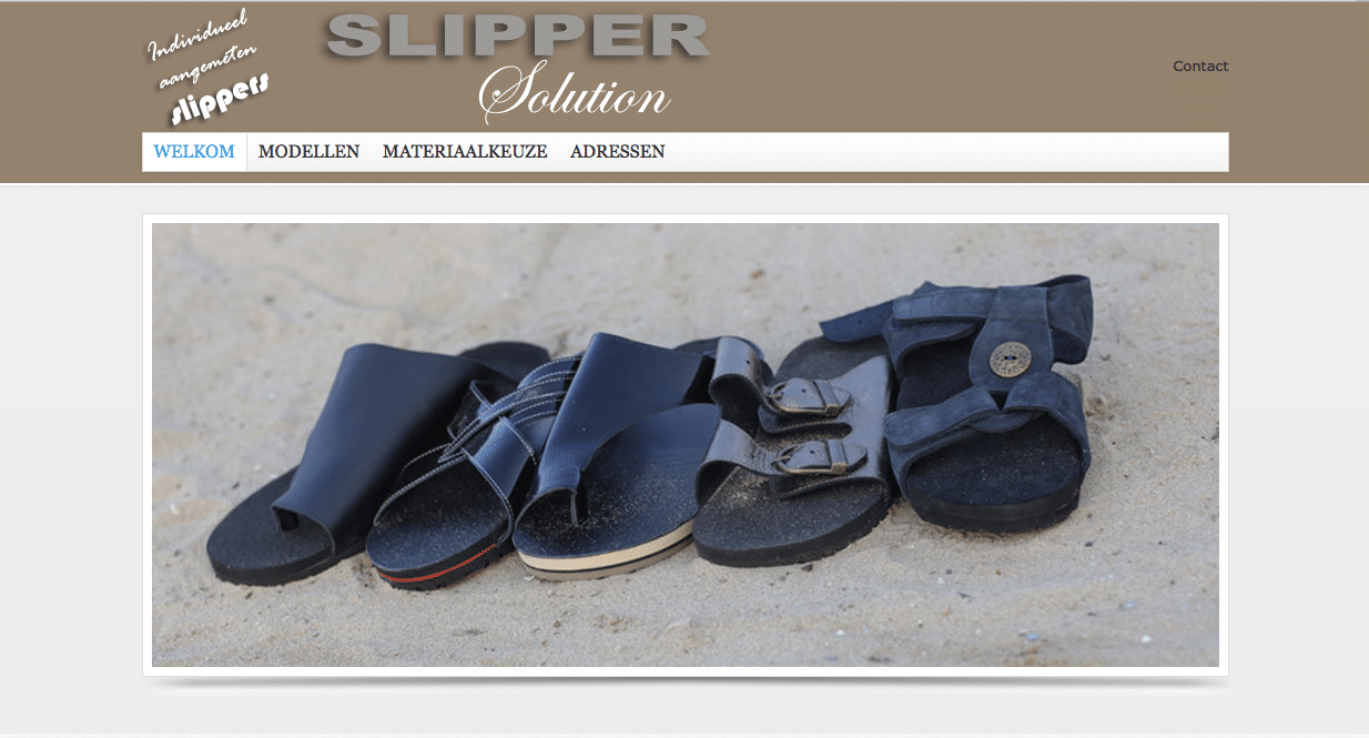 Slippers | Solution